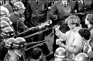 Flower Power, Bernie Boston, 1967.