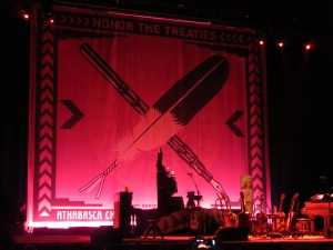 Honour the Treaties at Massey Hall