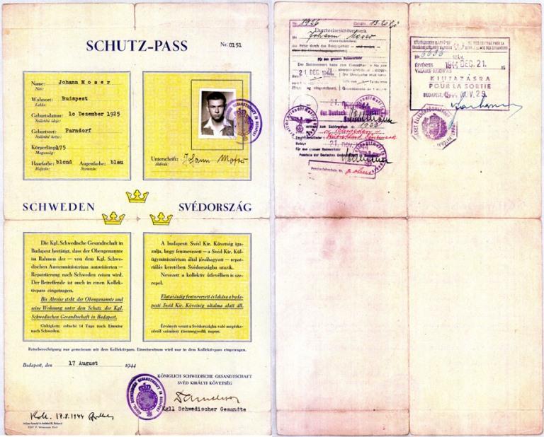 The Schutz-Pass